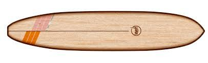 Balsa Wood Mini Malibu Surfboard @ https://www.yanasurf.com/product/balsa-wood-mini-mal-surfboard/