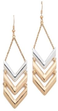 Rose pierre La Maison Goyard Drop Earrings on shopstyle.com