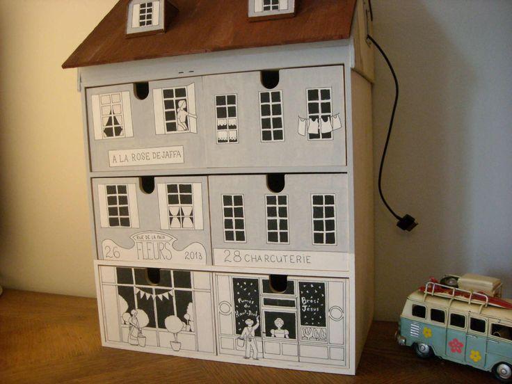 Recharging station (the multiple socket is in the attic!). Inspiration : http://schweizergarten.blogspot.ch/2012/10/diy-moppe-hack.html