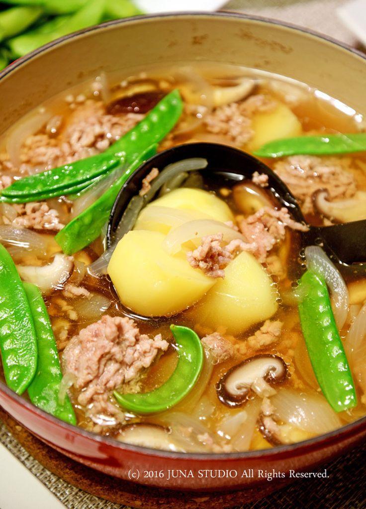 じゃがたま煮☆スープ仕立て by JUNA(神田智美) | レシピサイト「Nadia | ナディア」プロの料理を無料で検索