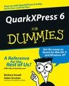 QuarkXPress6 For Dummies:Book Information - For Dummies