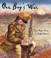 Cover of: One Boys War by Lynn Huggins-Cooper