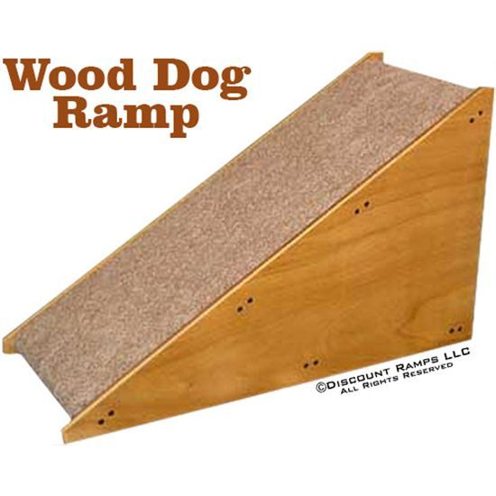 25 best dog ramp ideas images on Pinterest   Pet ramp, Dog stairs ...