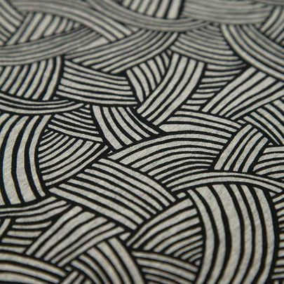 Digiprintti: Solmu jersey, harmaameleerattu / Digital print: Knot on grey melange base www.kapynen.fi