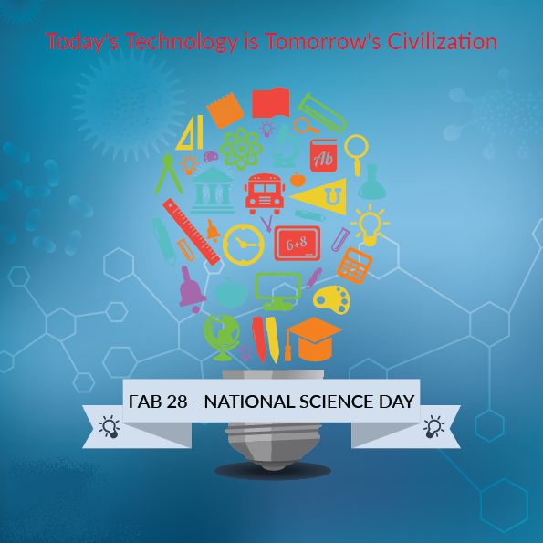 """It was on this day in 1928 that Sir C V Raman's experiments led to the discovery of what is now known as the """"Raman effect"""".  #NationalScienceDay"""