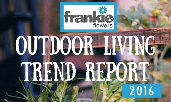 Check out what is in trend for 2016 in Outdoor Living including pink lawn flamingoes! I kid you not...