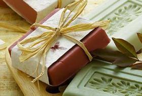Domácí mýdlo - netradiční dárek