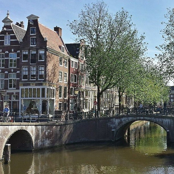Jogging dan brunch di Amsterdam #BebasLiburan