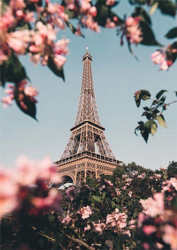 Eiffelturm, Paris Fotografie, Paris Liebe Reisen Wandkunst Paris Wandkunst Paris …   – Cameron