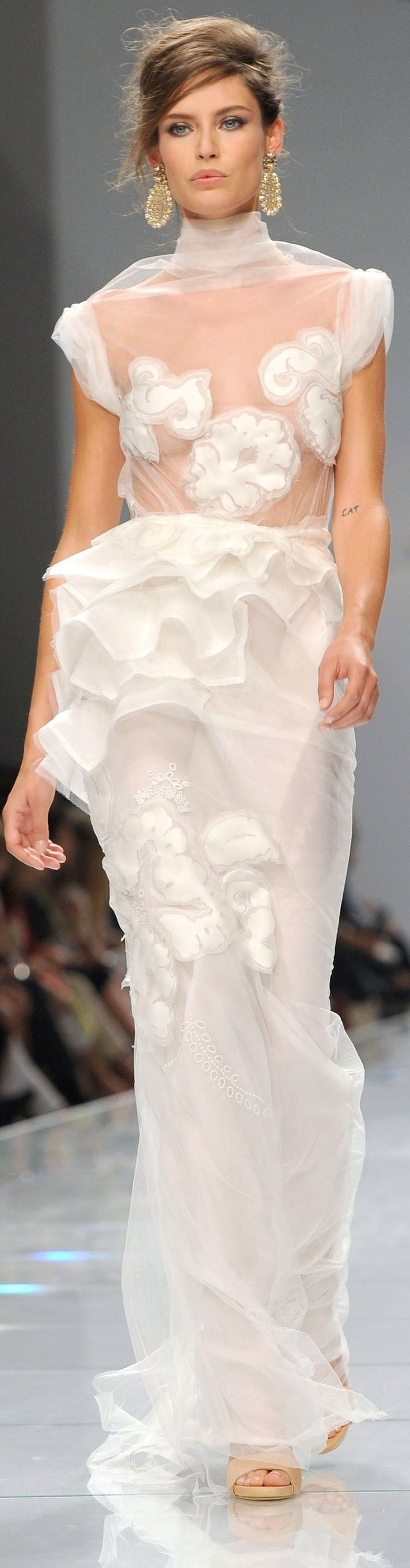 Sheer Stunning! By Ermanno Scervino
