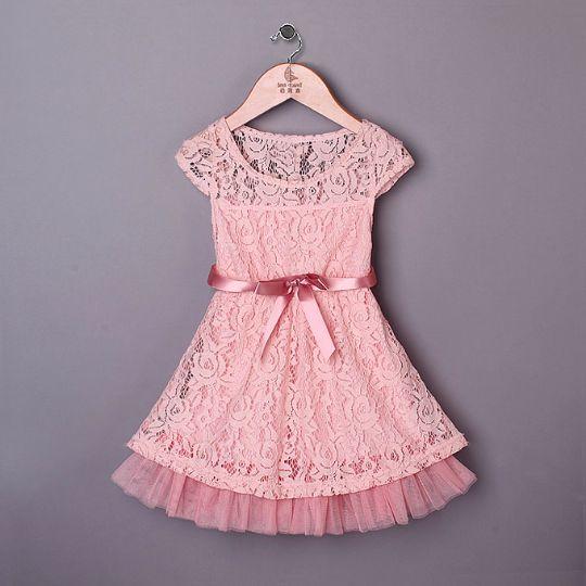 #marilijean  #dreammarilibedroom  Lace Pink Girl Dress - Easter Girl Dress - Toddler Easter Dress - Birthday Girl Dress