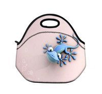 Fashion Neoprene Thermal Insulated Portable Lunch Bag