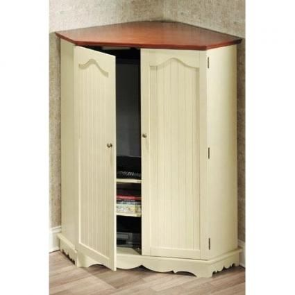 Corner TV Armoire - need to find one to fit a 50