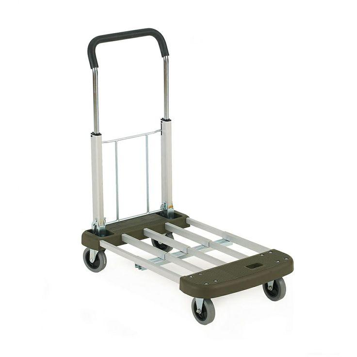 18 best folding trolleys images on pinterest platform truck and trucks - Bootsholz mobel ...