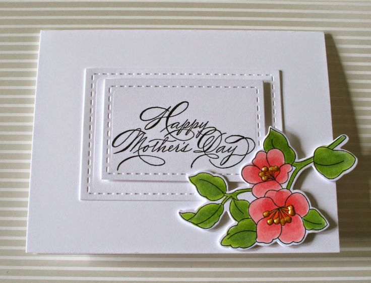 161 best images about cards mother 39 s day on pinterest for Classy mothers day cards