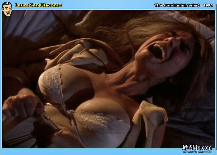 Laura san giacomo panties