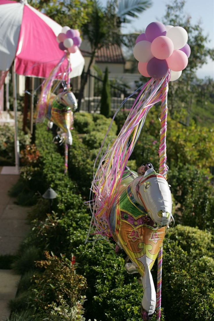 Love the party idea