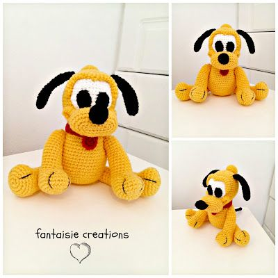 Fantaisie Creations: Baby pluto