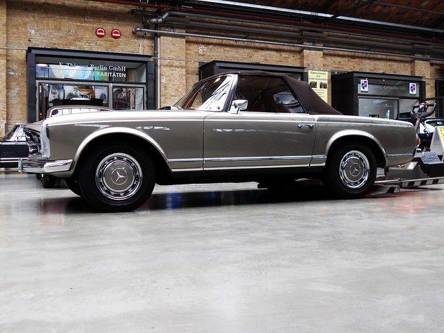 Mercedes-Benz 280 SL / W113 Pagode (1971)