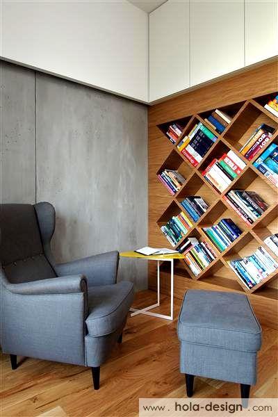 HOLA Design : Realizacje projektów wnętrz, Projekty wnętrz Warszawa