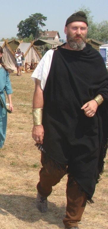 Dacian man