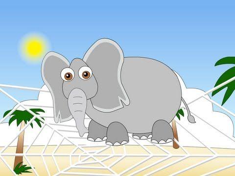 Un éléphant qui se balançait - YouTube