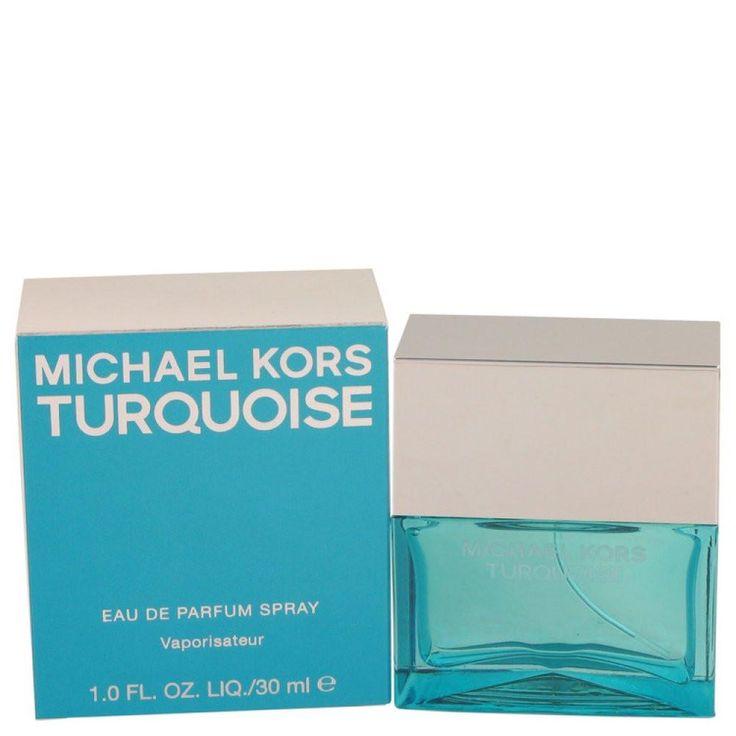 Michael Kors Turquoise By Michael Kors Eau De Parfum Spray 1 Oz