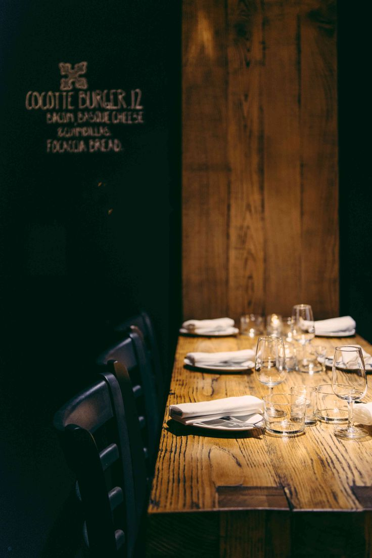 Cocotte NYC - BASQUE CUISINE intimate romantic spot for dinner for two or a small group of friends