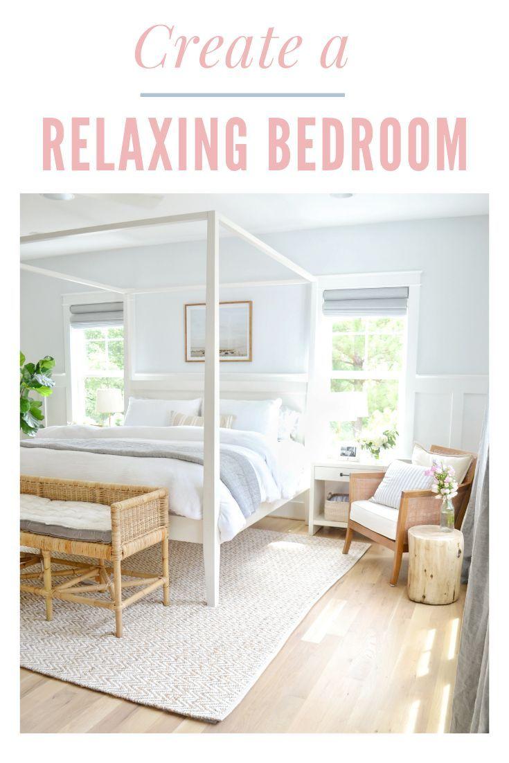 A Relaxing Master Bedroom Relaxing Master Bedroom Master