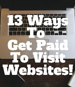 Here's 13 Scam Free Ways To Get Paid To Click Ads and Visit Websites!