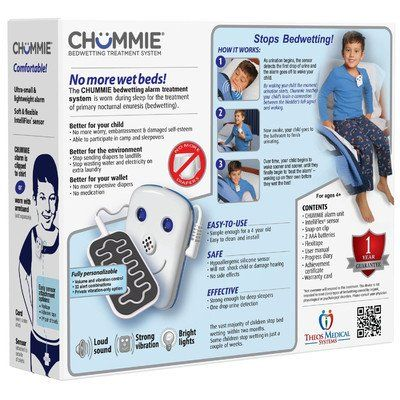 Baby Potty Training   - Pin it :-) Follow us .. CLICK IMAGE TWICE for our BEST PRICING ... SEE A LARGER SELECTION of  baby potty training at   http://zbabybaby.com/category/baby-categories/baby-potty-training/ - gift ideas, baby , baby shower gift ideas, kids  -  Chummie Premium Bedwetting Alarm (Enuresis) Treatment System Finish: Blue « zBabyBaby.com