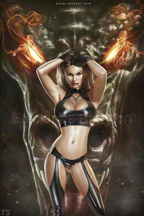 dragons Erotic fantasy art