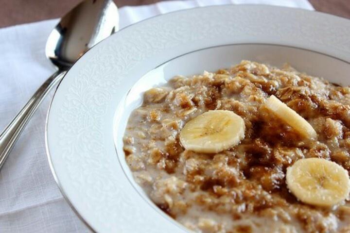 Banana bread oatmeal | Recipes {freezer meals& diy mixes} | Pinterest