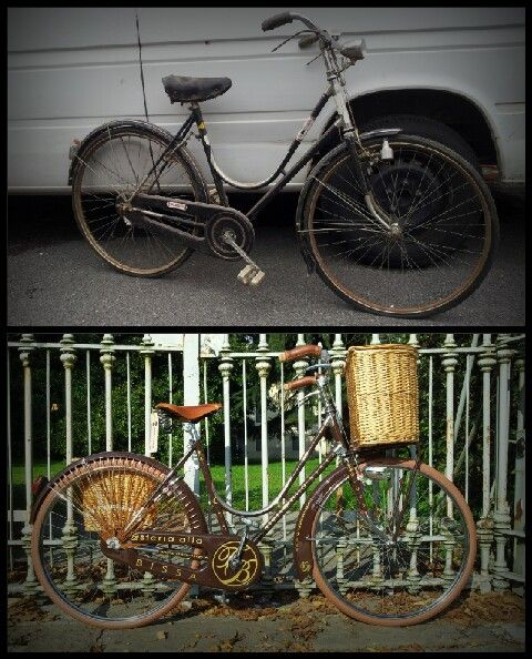Da Wander bike a Bissa bike