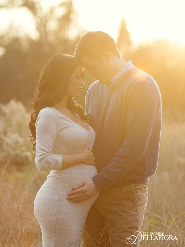 Couple Maternity Shoot by Courtney Dellafiora www.dellafiora.com