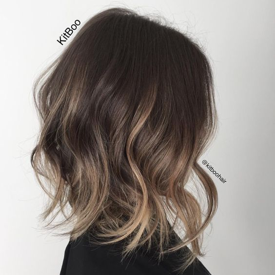 Simple Ways to Style Medium Length Hair - Lead Hairstyles