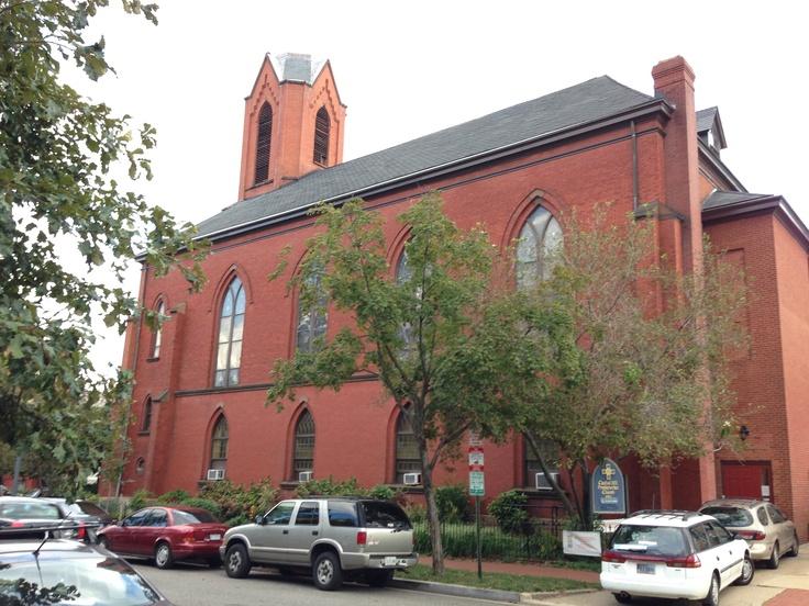 Capital Hill Presbyterian, Washington DC