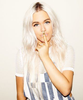 Lottie Tomlinson Is Making It Easy to Do Your Nails