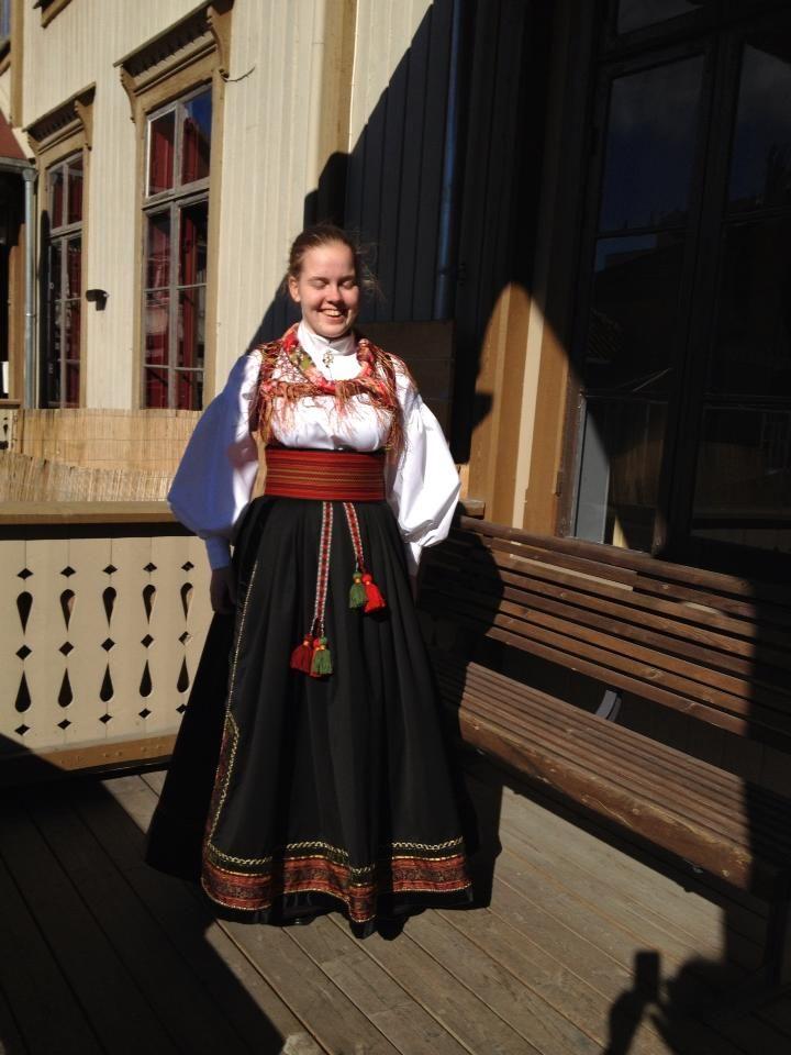 Beltestakk from East Telemark