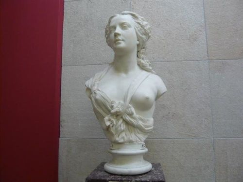Madame Apollonie Sabatier, Auguste Clésinger, musée d'Orsay