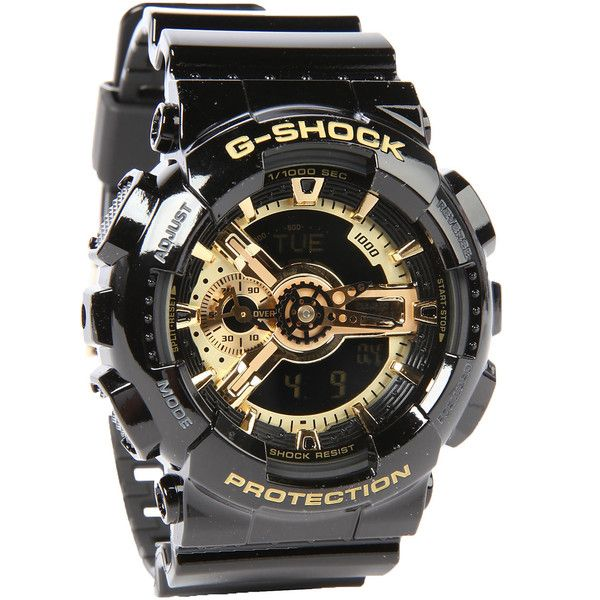 best 20 mens gold watches ideas nice mens watches g shock the ga 110 watch in black gold 210 cad