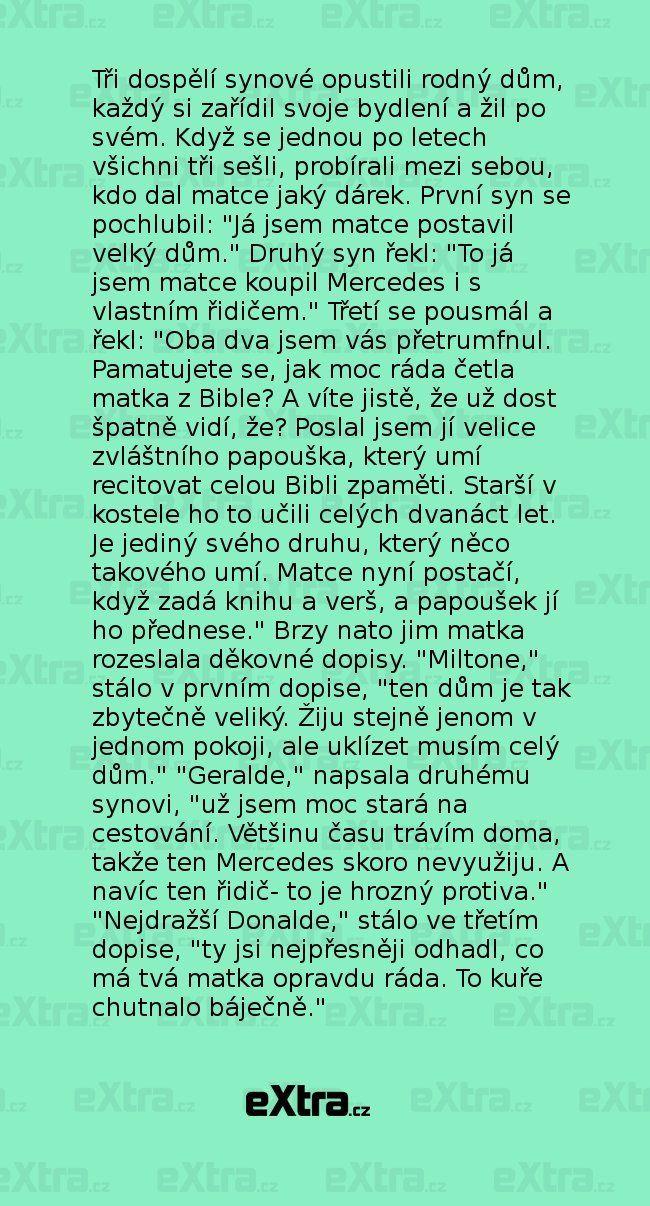 Asakra, ona ho snědla! (zdroj: Extra.cz)