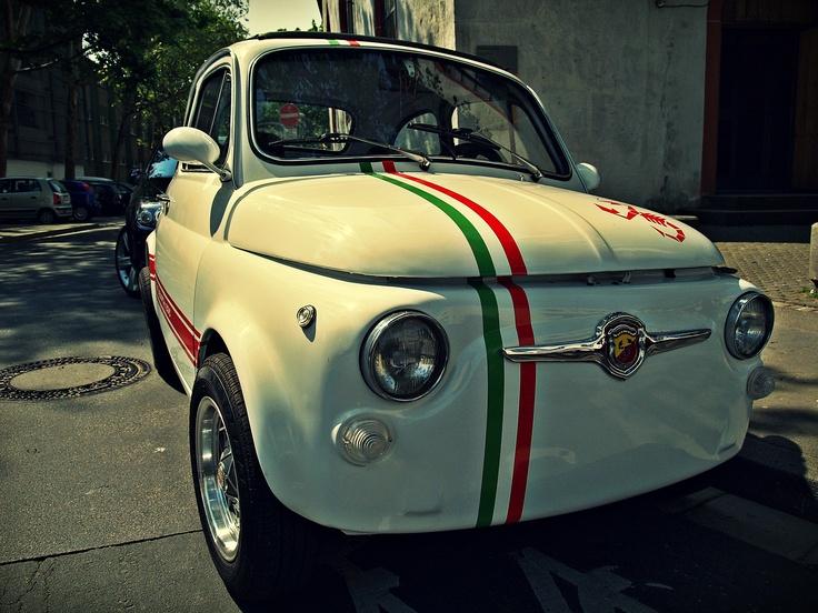Fiat 500 Abarth Old Skool