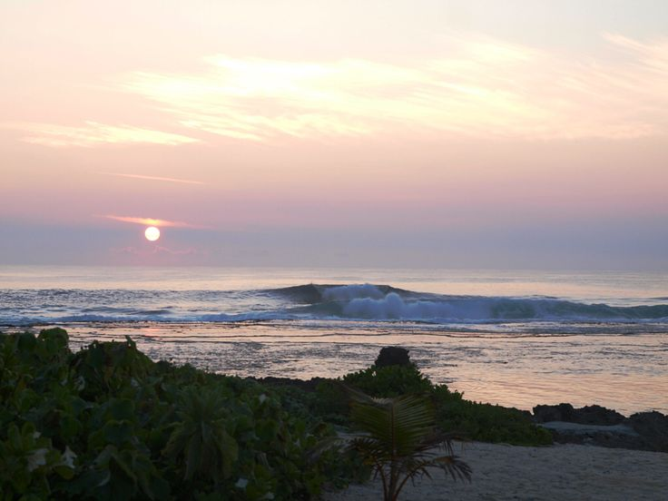 Sunrise @PapayaVilla