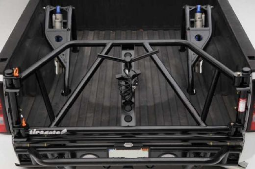 Toyota Tacoma Tool Box >> TireGate PR Tailgate Tire Carrier | Truck tailgate, Toyota ...