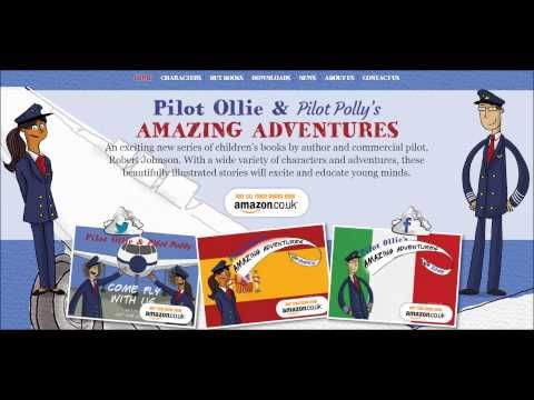 Plane Characters Children's Books Author Robert Johnson Interview on Uckfield FM - http://www.planecharacters.com/news/plane-characters-childrens-books-author-robert-johnson-interview-on-uckfield-fm/ #PilotOllie #PilotPolly #ChildrensBooks