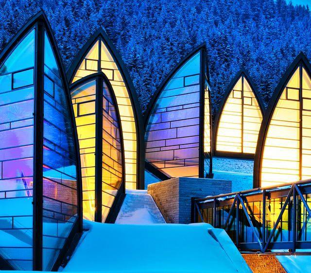 Tschuggen Grand Hotel, Switzerland #cmglobetrottersTschuggen Bergoa, Tschuggen Grand, Photos Gallery, Grand Hotels, Tschuggengrand, Swiss Alps, Mario Botta, Luxury Hotels, Spa
