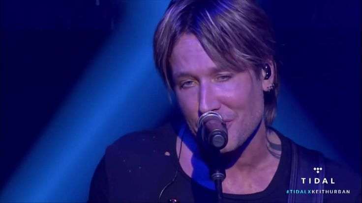 Keith Urban - Blue Ain't You Color; He's amazing ~ <3 sings stories and feelings with so much heart <3