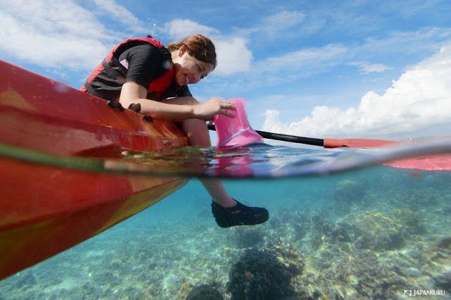Sea kayaking in Okinawa! ★Marine Support TIDE・ZANPA #japankuru #japan #cooljapan #okinawa #scubadiving #zanpa #沖縄旅行 #青い洞窟 #ダイビング #シュノーケル #沖繩旅行 #青之洞窟 #藍洞 #潛水