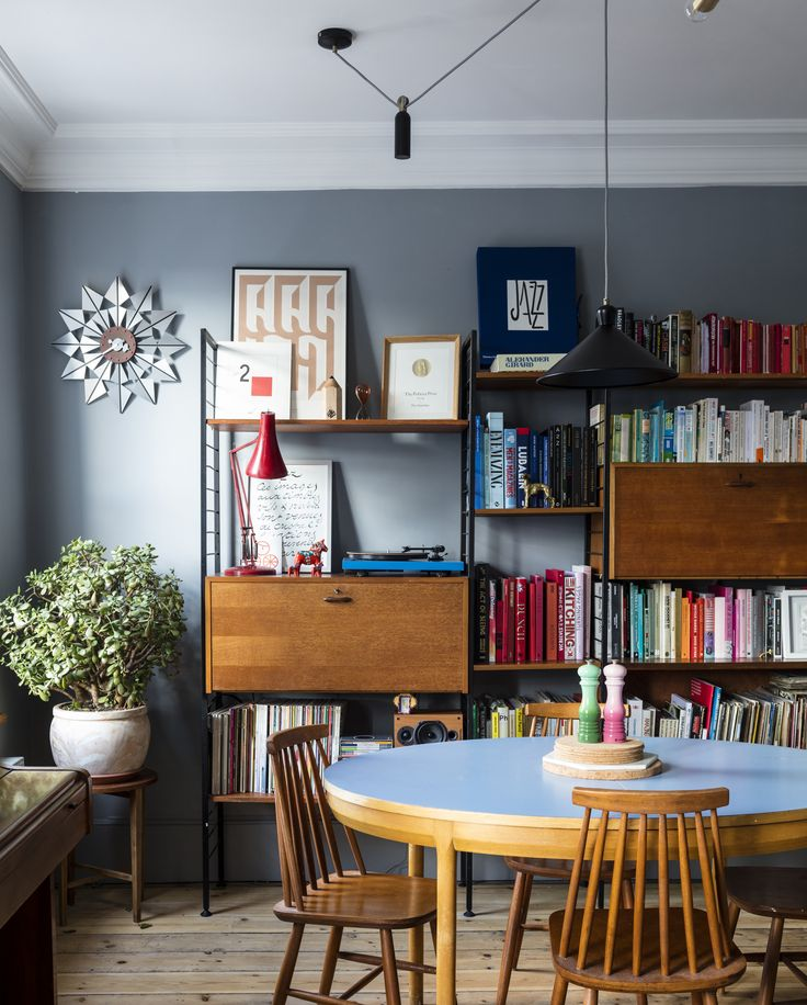 Dining room with Ladderax